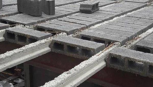 Phương thức sản xuất sàn bê tông nhẹ