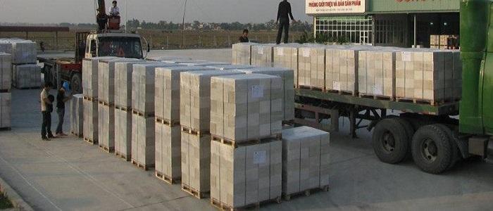 Đức Lâm địa chỉ uy tín phân phối gạch nhẹ không nung tại Hà Nội