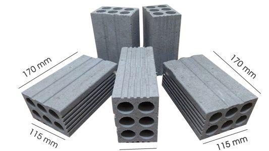 Gạch không nung- quy trình sản xuất có gì đặc biệt
