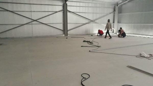 Bê tông nhẹ ứng dụng làm sàn