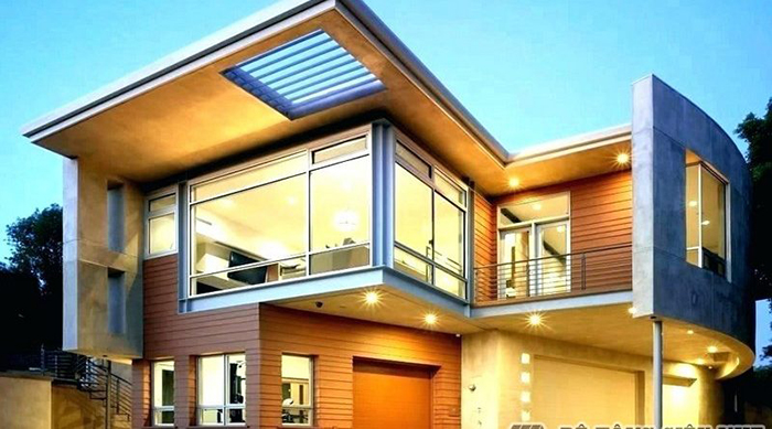 Vì nhà phố thường có diện tích lô đất hẹp nên các gia đình chọn cách xây dựng từ 2 đến 3 tầng