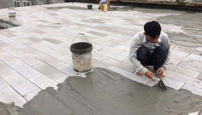 Nguyên tắc kỹ thuật cần nhớ khi chống nóng mái chống nong bằng gạch nhẹ