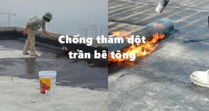 Việc chống thấm cho sàn bê tông là rất quan trọng