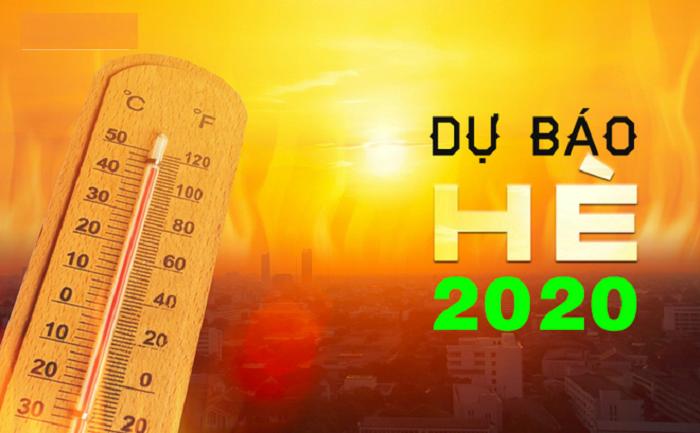 Tìm hiểu tình hình nắng nóng hè 2020