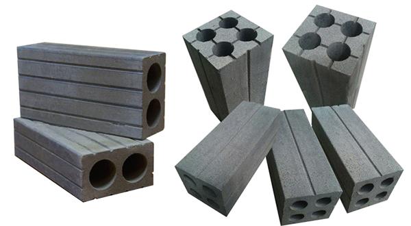 Các loại gạch không nung hiện nay