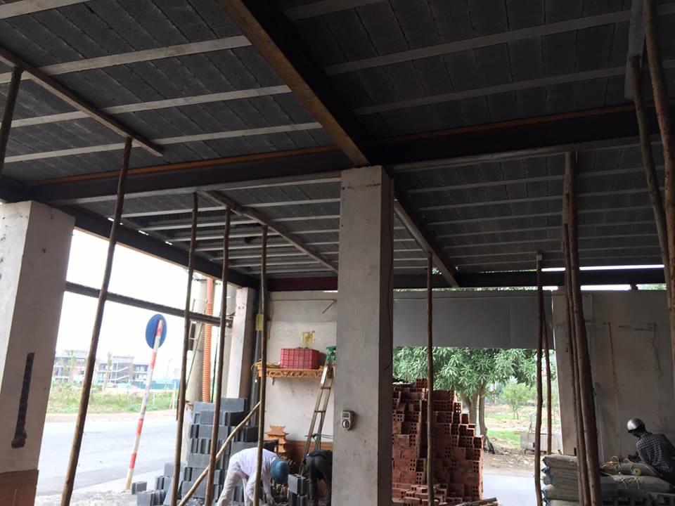 xu hướng mới trong xây dựng bằng bê tông nhẹ