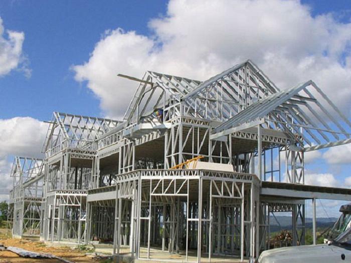 Giá nhà khung thép bao nhiêu phụ thuộc vào từng hạng mục công trình.