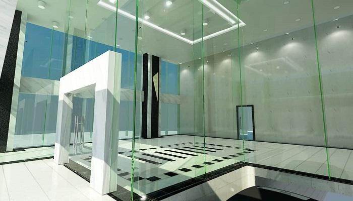 Kính xây dựng đã góp công lớn xây xây nên một nền kiến trúc hiện đại