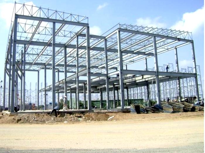 Kết cấu thép là kết cấu chịu lực của các công trình xây dựng được thiết kế và cấu tạo bởi thép.