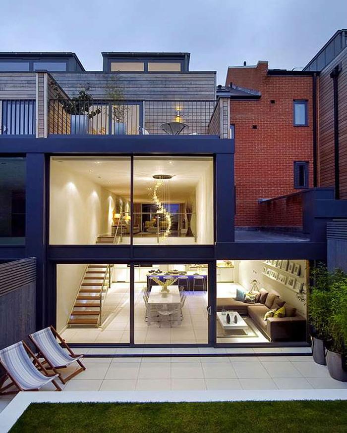 Hiện nay, nhà khung thép 3 tầng đem lại rất nhiều lợi ích cho người sử dụng.