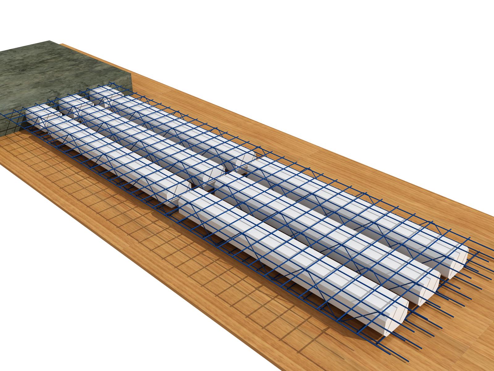 Cấu tạo về Sàn Panel Lắp Ghép.