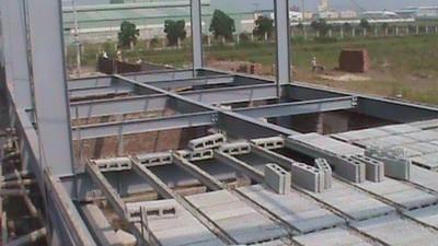 Ứng dụng sàn panel siêu nhẹ trong kĩ thuật xây dựng