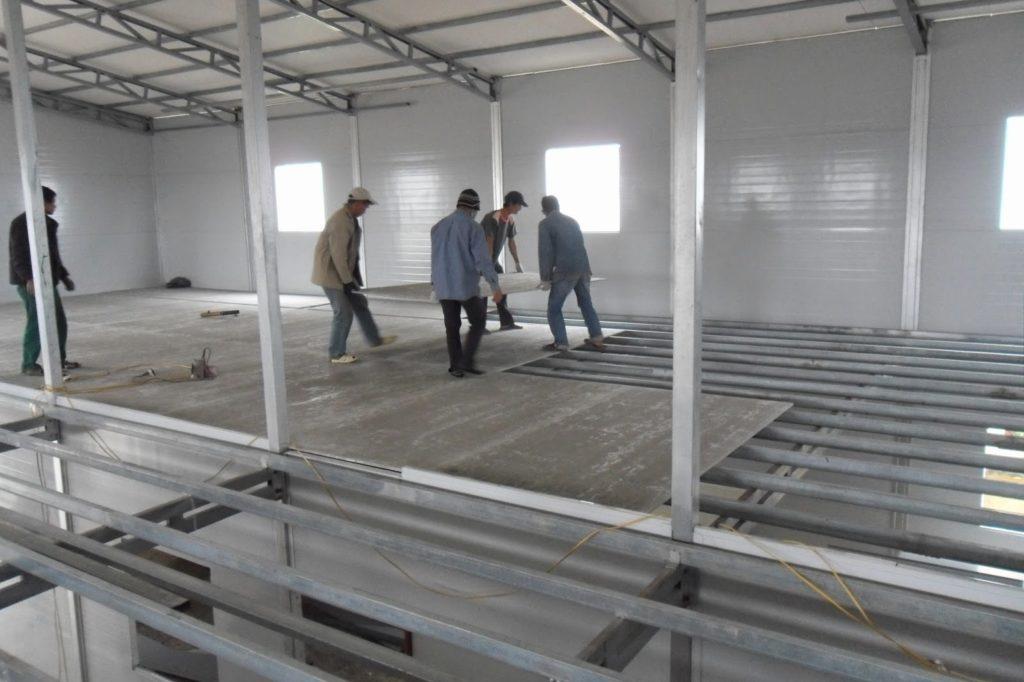 Panel Sàn panel siêu nhẹ