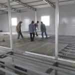 Những lưu ý khi thi công sàn panel siêu nhẹ siêu bền