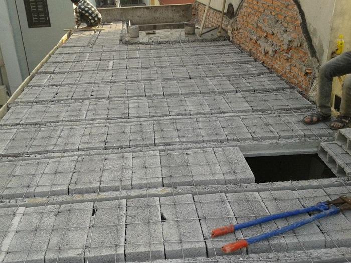 Công ty Đức Lâm cung cấp sàn panel siêu nhẹ