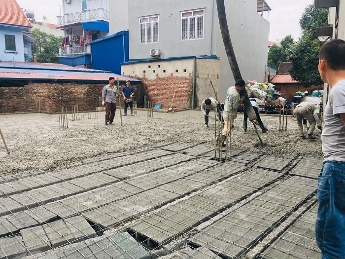 Sàn Panel là sản được nghiên cứu từ Pháp và đã thi công sử dụng ở các nước châu âu