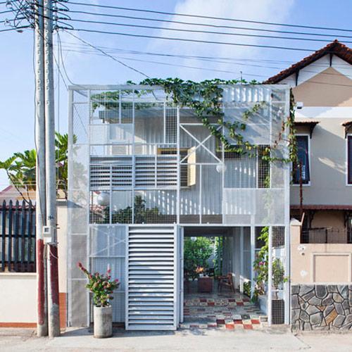Nhà khung thép chắc chắn và an toàn theo tiêu chuẩn xây dựng