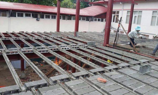 Có nên xây nhà bằng bê tông siêu nhẹ